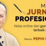feature image kelas arkademi menjadi jurnalis profesional