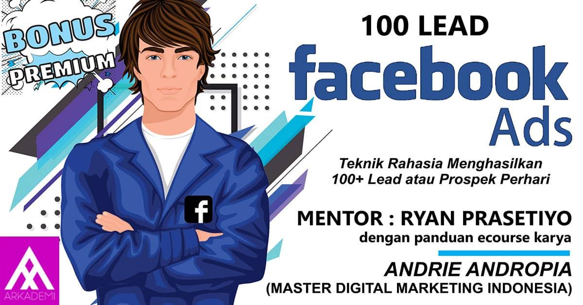 100 lead facebook ads per hari