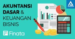 arkademi finata akuntansi dasar dan keuangan bisnis kursus online 2