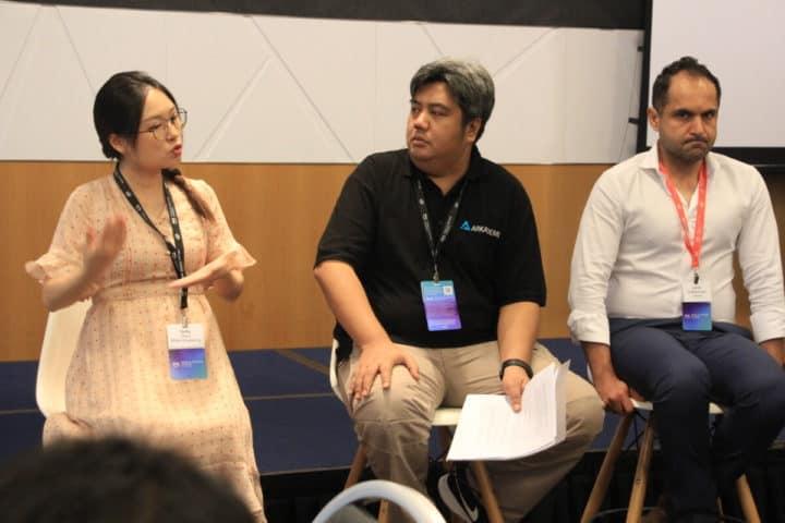arkademi kompas amazon web service aws edstart public sector summit 2019 singapore