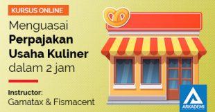 Feature image arkademi kursus Menguasai Laporan Perpajakan Usaha Kuliner dalam 2 jam gamatax