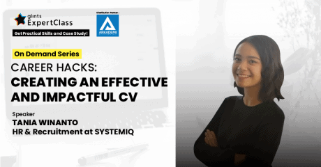 Feature image Career Hacks : Creating Effective and Impactful CV
