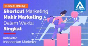feature image Shortcut Marketing Mahir Marketing Dalam Waktu Singkat