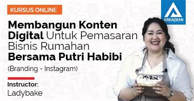 Membangun Konten digital untuk pemasaran bisnis rumahan bersama putri habibi (Branding-Instagram) (1)