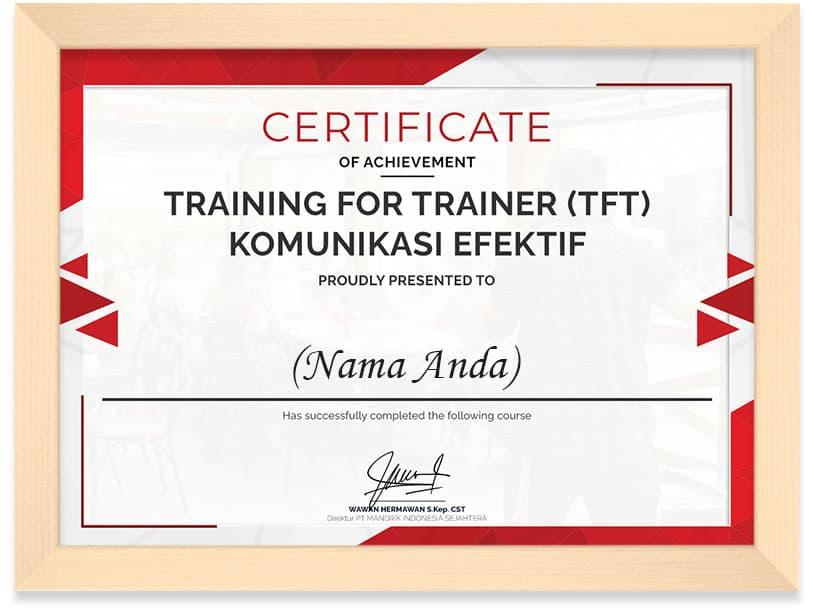 certificate_komunikasi_efektif_frame