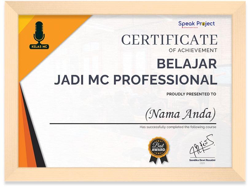 Certificate_MC_Frame