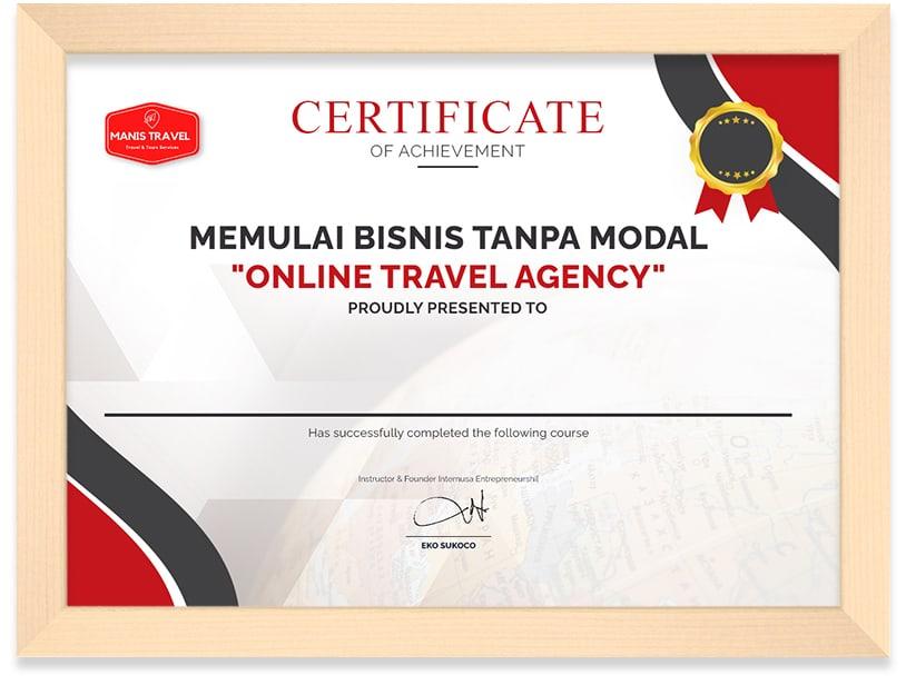 Arkademi_Sertitifikat_Memulai_Bisnis_Online_Travel_Agent_Tanpa_Modal_Framr