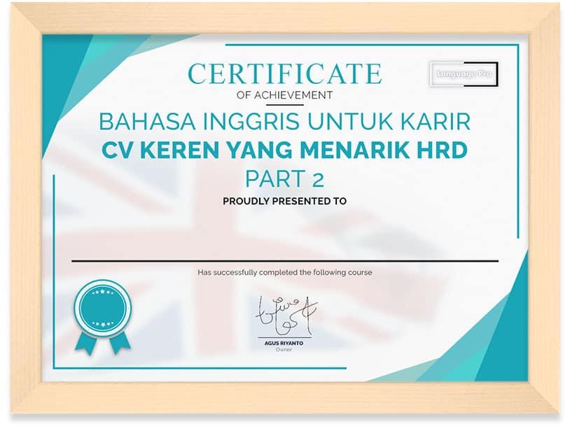 Arkademi_Sertifikat_Bahasa_Inggris_Untuk_Karir_-_CV_Keren_Yang_Menarik_HRD_Part_2_Frame
