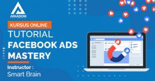 Arkademi Kursus Online - Thumbnail Tutorial Facebook mastery