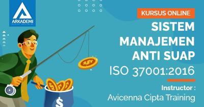Arkademi Kursus Online - Thumbnail Sistem manajmen Anti Suap ISO 37001 2016