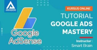 Arkademi Kursus Online - Thumbnail Tutorial Google Ads Mastery (progresive)