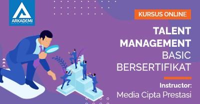 Arkademi Kursus Online - Thumbnail Talent management (basic)