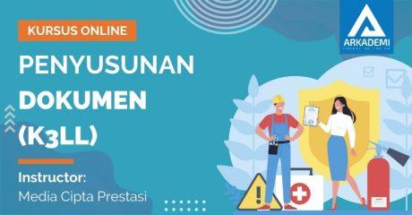 Arkademi Kursus Online - Thumbnail Penyusunan Dokumen K3LL