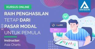 Arkademi Kursus Online - Thumbnail Raih Penghasilan Tetap dari Pasar Modal untuk Pemula