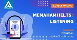 Arkademi Kursus Online - Thumbnail Memahami IELTS _ Listening rev