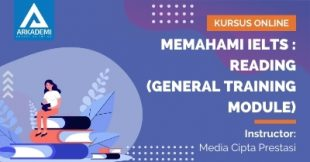 Arkademi Kursus Online - Thumbnail Memahami IELTS _ Reading (general Training Module