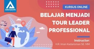 Arkademi Kursus Online - Thumbnail Belajar Menjadi Tour Leader Professional Rev