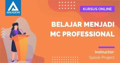 Belajar Menjadi MC Professional