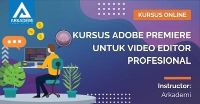 Thumbnail Kursus Adobe Premiere untuk Video Editor Profesional