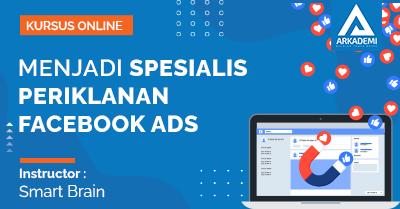 Arkademi Kursus Online - Thumbnail Menjadi Spesialis Periklanan Facebook Ads