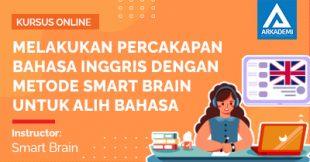 Thumbnail Melakukan Percakapan Bahasa Inggris dengan Metode Smart Brain untuk Alih Bahasa