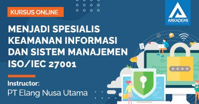 Thumbnail Menjadi Spesialis Keamanan Informasi dan Sistem Manajemen ISO_IEC 27001